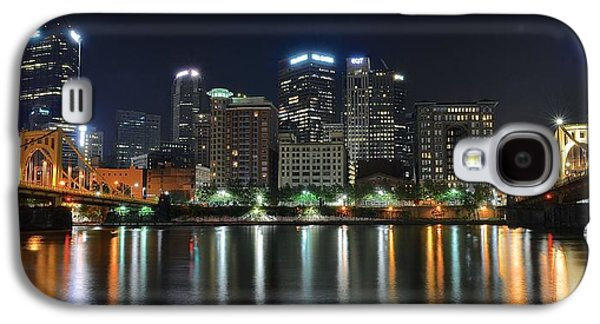 Pittsburgh Panorama Galaxy S4 Case