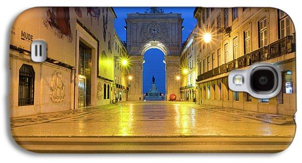 Portugal, Lisbon Galaxy S4 Case by Emily Wilson
