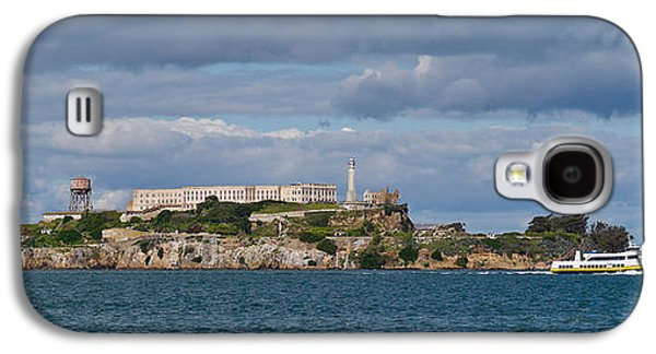 Prison On An Island, Alcatraz Island Galaxy S4 Case by Panoramic Images