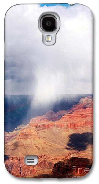 Raining In The Canyon Galaxy S4 Case by Kathleen Struckle