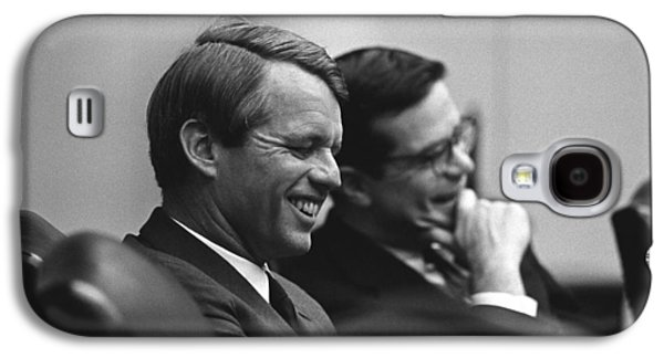 Robert Kennedy Galaxy S4 Case by War Is Hell Store