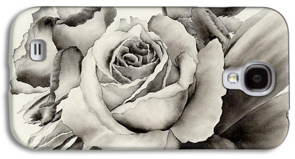 Rose Bouquet Galaxy S4 Case by Hailey E Herrera