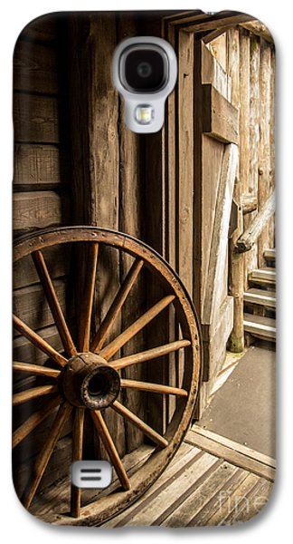 Rural Wertern Galaxy S4 Case by Carlos Caetano