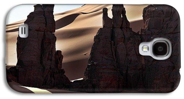Saharan Rock Formations Galaxy S4 Case