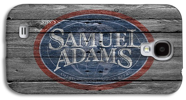 Samuel Adams Galaxy S4 Case by Joe Hamilton