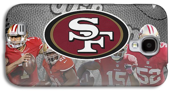 San Francisco 49ers Galaxy S4 Case
