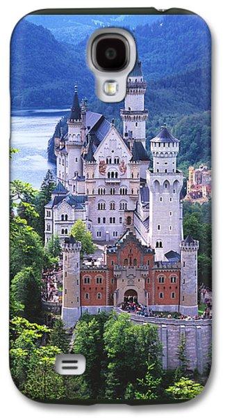 Schloss Neuschwanstein Galaxy S4 Case by Timm Chapman