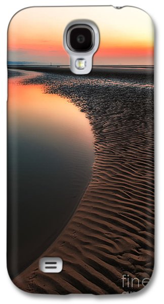 Seascape Sunset Galaxy S4 Case by Adrian Evans