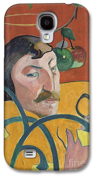 Self Portrait Galaxy S4 Case by Paul Gauguin