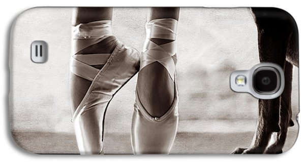 Shall We Dance Galaxy S4 Case by Laura Fasulo