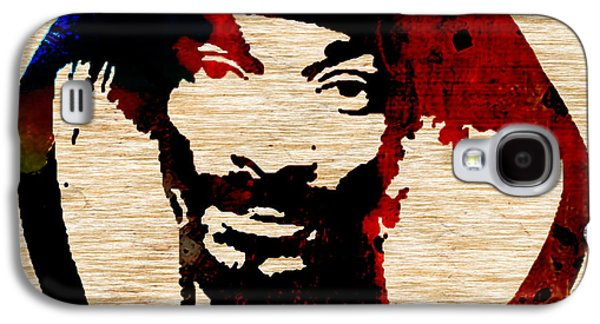 Snoop Dog Snoop Lion Galaxy S4 Case by Marvin Blaine