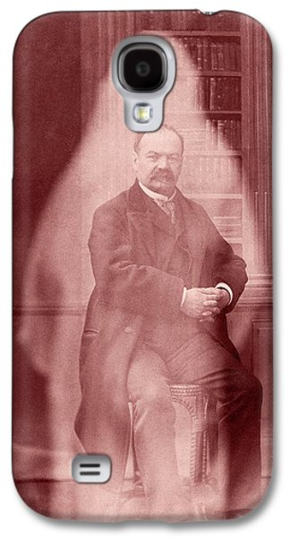 Spirit Photograph Galaxy S4 Case