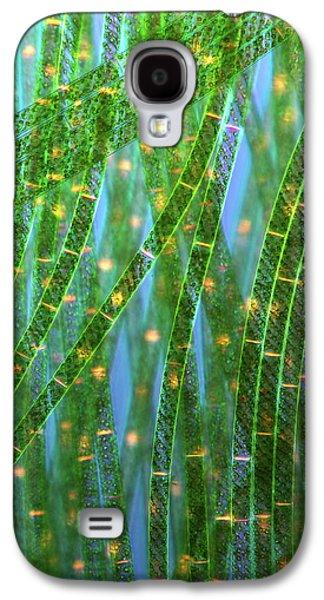 Spirogyra Algae Galaxy S4 Case