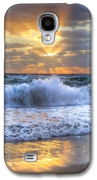 Splash Sunrise Galaxy S4 Case