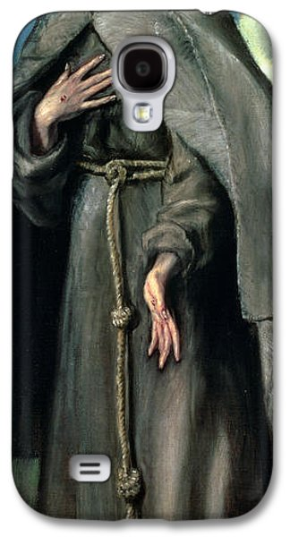 St Francis Of Assisi Galaxy S4 Case