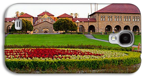 Stanford University Campus, Palo Alto Galaxy S4 Case by Panoramic Images
