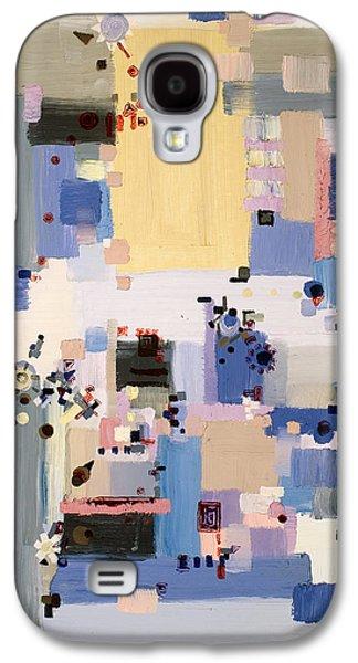 Subtle Machinery Galaxy S4 Case by Regina Valluzzi