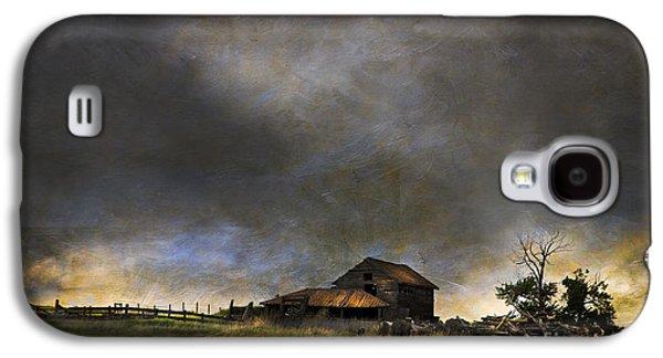 Summer Storm Galaxy S4 Case by Theresa Tahara