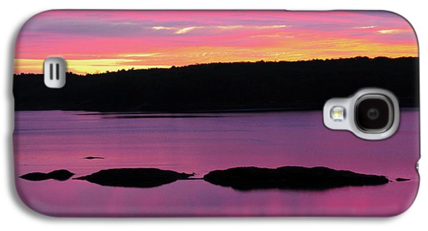 Sunrise On The New Meadows River Galaxy S4 Case