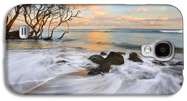 Sunset Tides Galaxy S4 Case