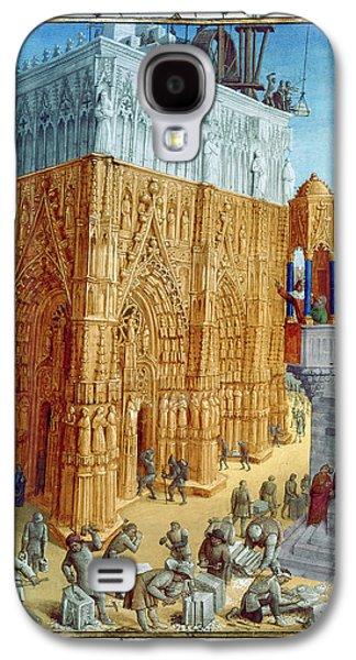 Temple Of Jerusalem Galaxy S4 Case by Granger