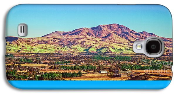 The Butte Galaxy S4 Case by Robert Bales