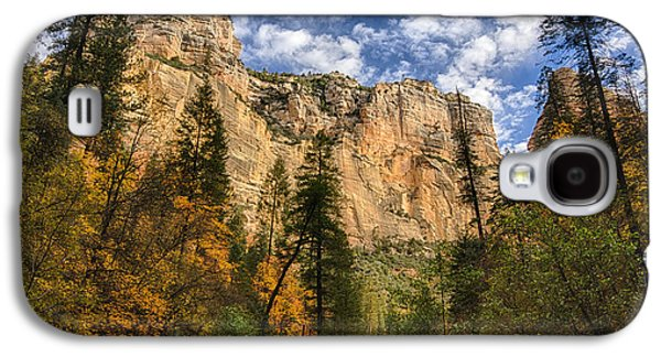 The Hills Of Sedona  Galaxy S4 Case by Saija  Lehtonen