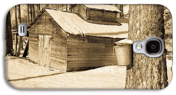 The Old Sugar Shack Galaxy S4 Case by Edward Fielding