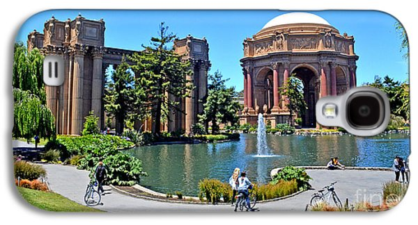 The Palace Of Fine Arts In The Marina District Of San Francisco Galaxy S4 Case by Jim Fitzpatrick
