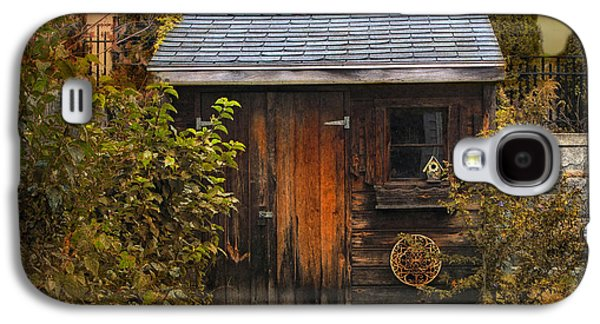 The Shed Galaxy S4 Case by Jessica Jenney