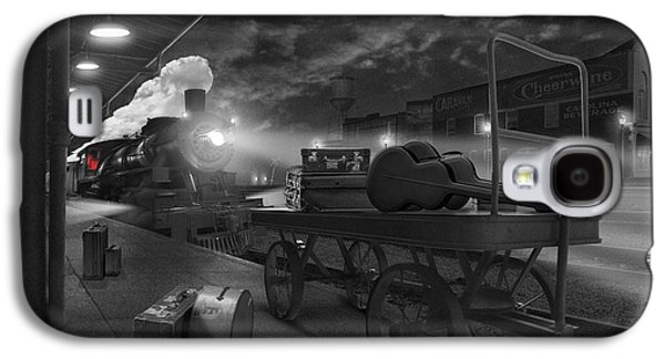 The Station Galaxy S4 Case by Mike McGlothlen