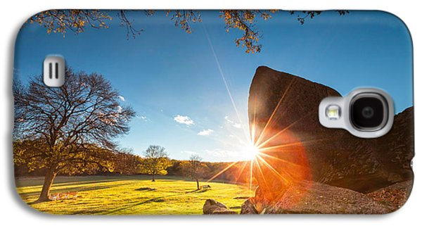 Thracian Sanctuary Galaxy S4 Case by Evgeni Dinev
