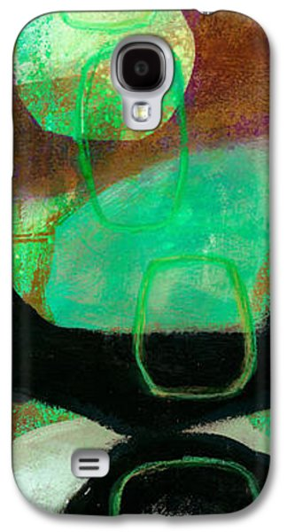 Tidal Current 1 Galaxy S4 Case by Jane Davies