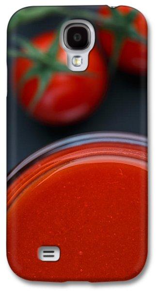 Tomato Juice Galaxy S4 Case