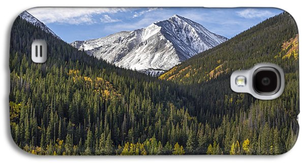 Torreys Peak  Galaxy S4 Case by Aaron Spong