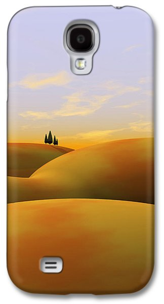 Toscana 3 Galaxy S4 Case by Cynthia Decker