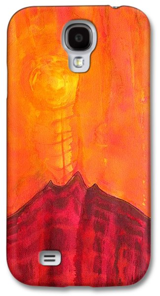 Tres Orejas Original Painting Galaxy S4 Case
