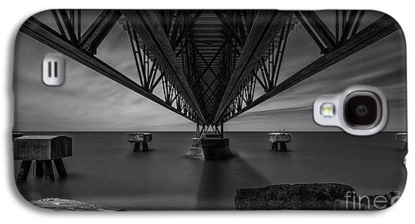 Under The Pier Galaxy S4 Case by James Dean