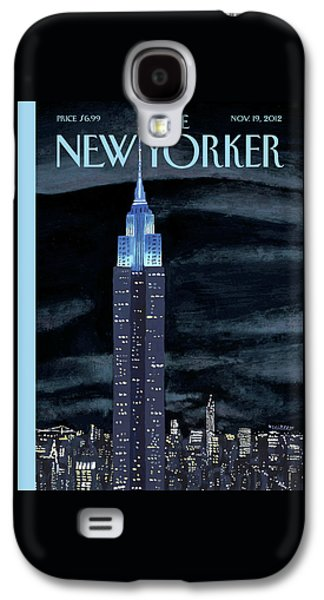 New Yorker November 19th, 2012 Galaxy S4 Case