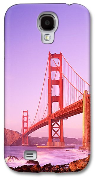 Usa, California, San Francisco, Golden Galaxy S4 Case by Panoramic Images