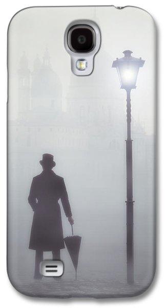Victorian Man Galaxy S4 Case by Joana Kruse