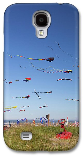 Wa, Long Beach, International Kite Galaxy S4 Case by Jamie and Judy Wild