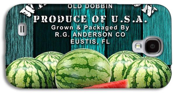 Watermelon Farm Galaxy S4 Case