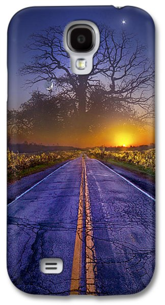 What Dreams May Come Galaxy S4 Case by Phil Koch