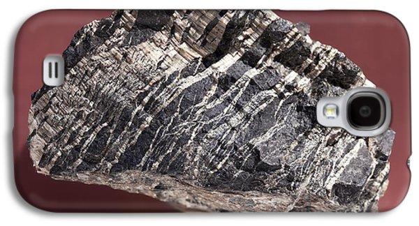 White Asbestos Galaxy S4 Case