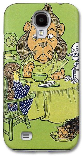 Wizard Of Oz, 1900 Galaxy S4 Case by Granger