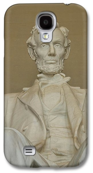 Lincoln Memorial Galaxy S4 Case - Washington Dc, Usa by Lee Foster