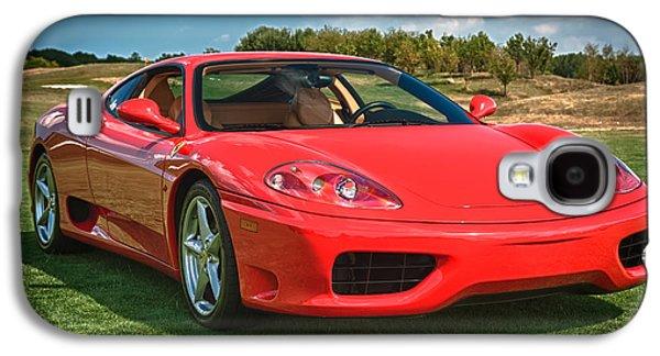 2001 Ferrari 360 Modena Galaxy S4 Case