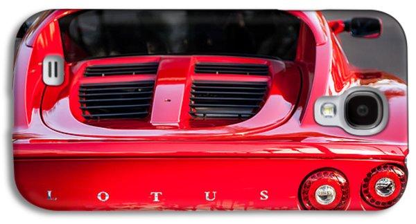 2006 Lotus Elise -0046c Galaxy S4 Case by Jill Reger