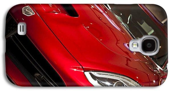 2013 Dodge Viper Srt Galaxy S4 Case by Kamil Swiatek